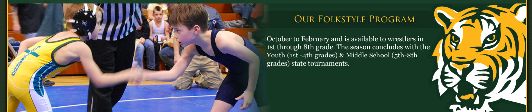 Youth Wrestling Programs | Louisville Kentucky