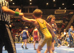 River City Youth Wresting | Saint Xavier High School | Louisville Kentucky